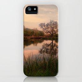Embrace the Autumn iPhone Case