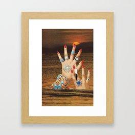 Non-Renewable Brats Framed Art Print