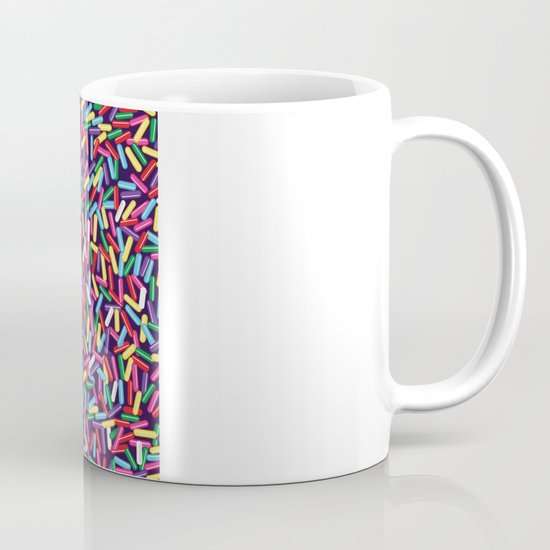 Encrusted With Sprinkles Mug