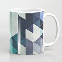spires Mugs featuring aqww hyx by Spires