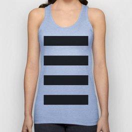 Classic Bold Stripes Pattern Unisex Tank Top