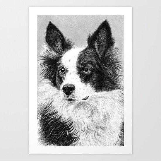 Dog Portrait 02 by aureliaart