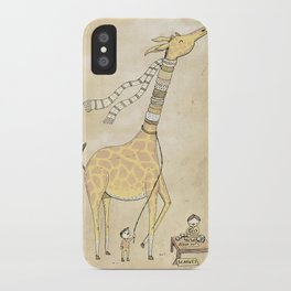 Good day for business iPhone Case