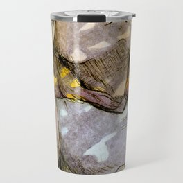 Nap Under The Tree Travel Mug
