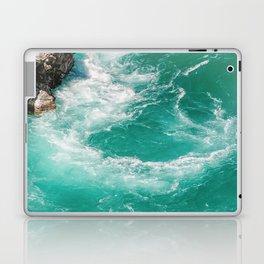 Whitewater Vortex Laptop & iPad Skin