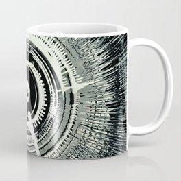 Spinart! Super Nova Black Coffee Mug