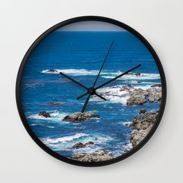 Big Sur Wall Clock