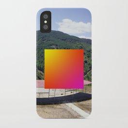 Holga - Souviens toi iPhone Case