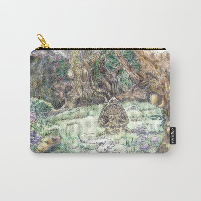 RHX Forest Logo Carry-All Pouch
