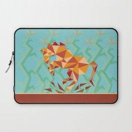 Dancing Mustang // Digital // Illustration Laptop Sleeve