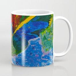 Flight to freedom Coffee Mug