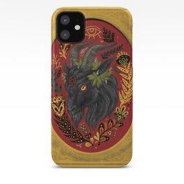 Guide Thy Hand iPhone Case