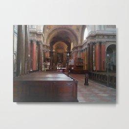 Basilika of Eger, Hungary 2 Metal Print