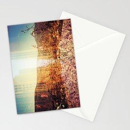 Memories Between Stationery Cards