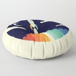 Up Floor Pillow