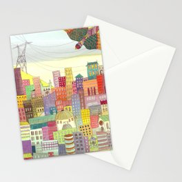 cité Stationery Cards