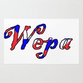 Wepa! Rug