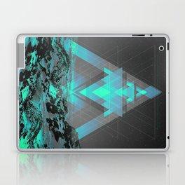 Neither Real Nor Imaginary II Laptop & iPad Skin