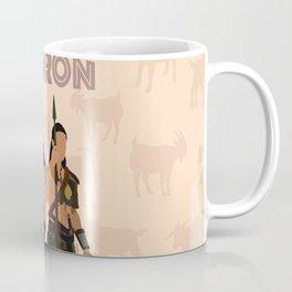 Nagron Goat Farm (Spartacus) Coffee Mug