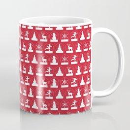 Holiday Snow Globes Coffee Mug