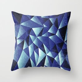 STRANGE VISIONS Throw Pillow