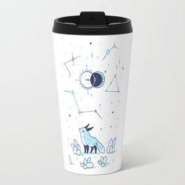 Arctic Nights Travel Mug