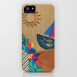 Smooth Sailing iPhone Case