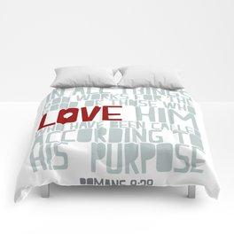 Romans 8:28 Comforters