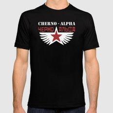 Cherno Alpha Black Mens Fitted Tee MEDIUM