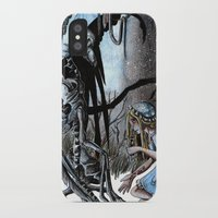 nightmare iPhone & iPod Cases featuring Nightmare by Ju.jo.weh