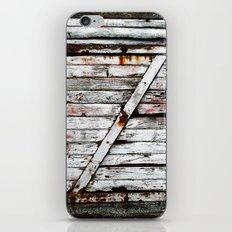 On the wagon iPhone Skin