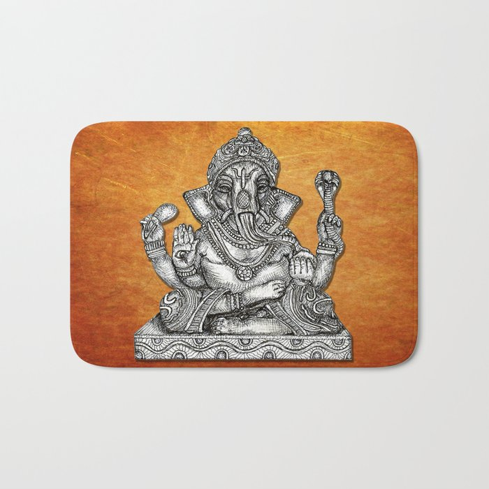 Remover of Obstacles Bath Mat