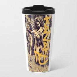 kanaky warrior Travel Mug
