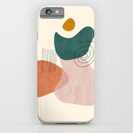 Frontline Minimal Art #minimal #geometrical iPhone Case