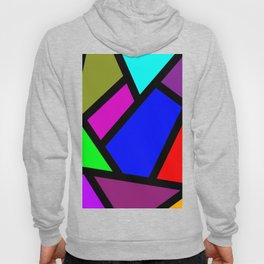 Suit modern abstract Hoody