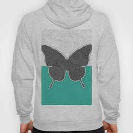 Dance of a Butterfly Hoody