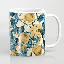 80's summer garden Coffee Mug