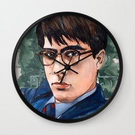 Max Fischer Wall Clock