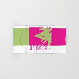 IG Minimalist Hand & Bath Towel