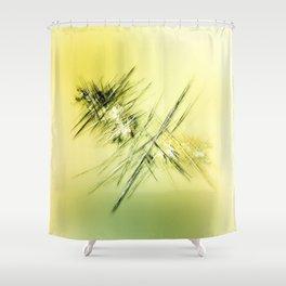 Grashüpfer Shower Curtain