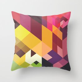Squeeze Me Tight Throw Pillow