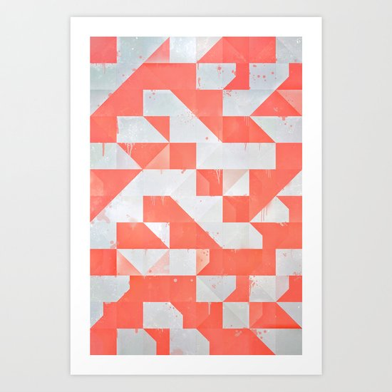 cryymsycle Art Print