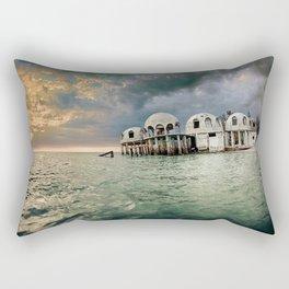 Cape Romano Rectangular Pillow