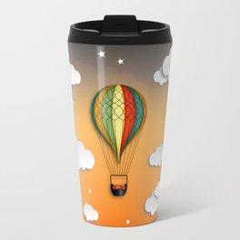 Balloon Aeronautics Dawn Travel Mug