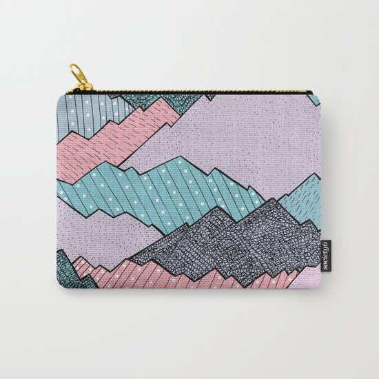 Mountain Tones Carry-All Pouch