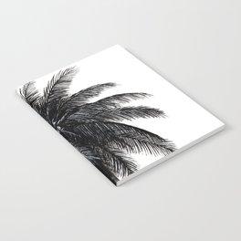 Palm Tree Notebook