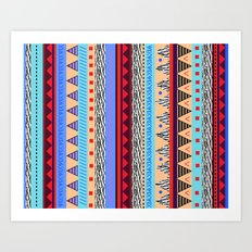 TOGQUOS Art Print