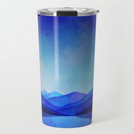 Midnight Blue Travel Mug