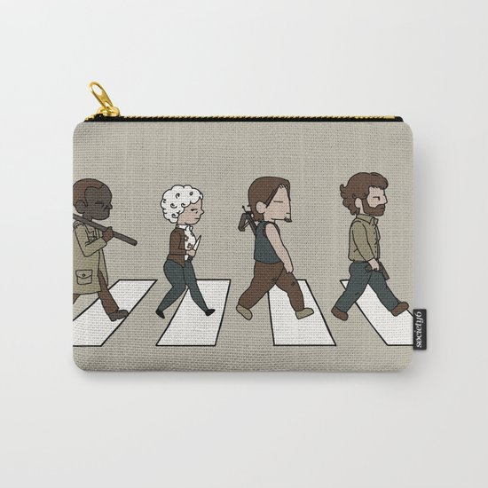 Welcome to Alexandria Carry-All Pouch