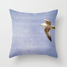 Sky's the limit Throw Pillow